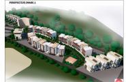 Концепція розвитку території Alee de Honau, 67610 La Wantzenau, France