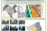 Детальний план території у Дніпровському районі м. Києва