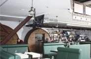 Дизайн приміщення віскі-бару «Тартан»,ТРЦ «Skymall», проспект Ватутіна, 2 Г, у місті Києві