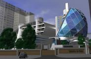 Містобудівне обґрунтування комплексу будинків та споруд посольства Республіки Індія в Україні