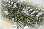 Рекреаційний комплекс району мису Ланжерон в м. Одеса