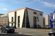 Будівля  торгівельного центру по вул. Княжий Затон, 10-А, Дарницького р-ну, м. Києві