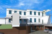 Капітальний ремонт нежитлових приміщень в будинку на вул. О. Гончара, 33, літера «Б»