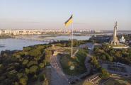 Будівництво споруди флагштоку Державного прапору України