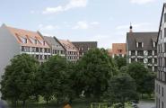 Ескізний проект «Будівництво житлового масиву «Баварія Сіті»